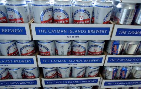 The Cayman Islands Brewery, George Town