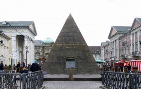 Karlsruhe Pyramid, Karlsruhe