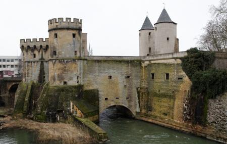 Porte Des Allemands, Metz
