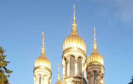 Russian Orthodox Church Of Saint Elizabeth, Wiesbaden