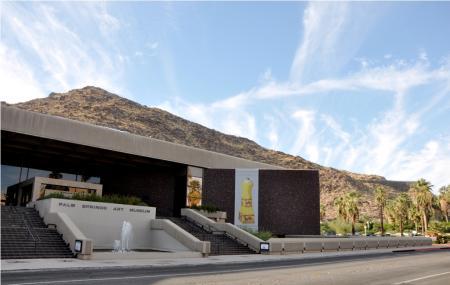 Palm Springs Art Museum, Palm Springs
