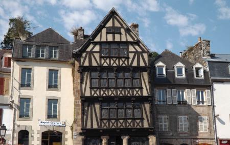 Maison Dite De La Duchesse Anne, Morlaix