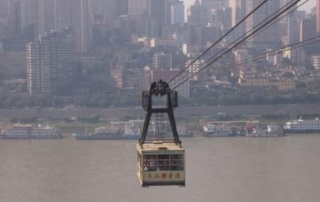 Yangtze River Cableway Image