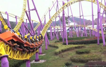Ningbo Harbor Land Park, Ningbo