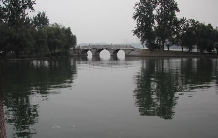 Xuanwu Lake, Nanjing
