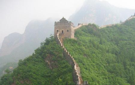 Great Wall At Huangyaguan Pass, Tianjin