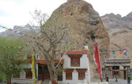 Mulbekh Monastery Image