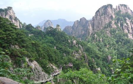 Pine Valley, Huangshan