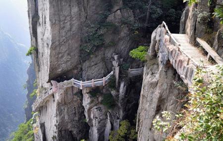 Xihai Great Canyon Image