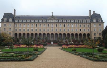 Jardin Du Palais Saint-georges, Rennes
