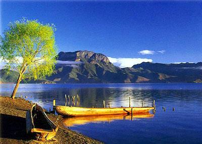 Lugu Lake, Lijiang