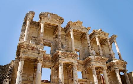 Ancient City Of Ephesus, Selcuk