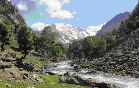 Tulian Lake Image