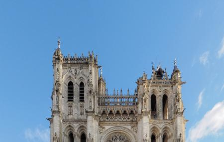 Cathedrale Notre-dame D'amiens, Amiens