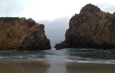 Pfeiffer Beach Day Use Area, Big Sur