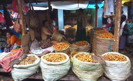 Burra Bazaar Image