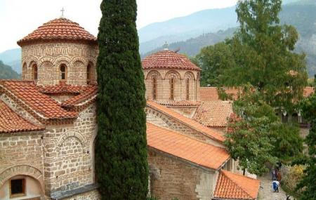 Bachkovo Monastery, Plovdiv