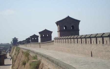 City Wall Of Pingyao, Pingyao
