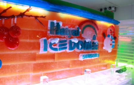 Ice Dome Image