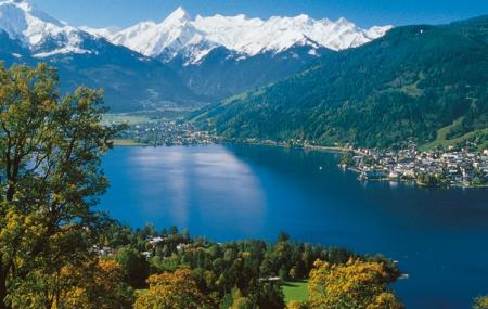 Zell Am See Lake, Zell Am See