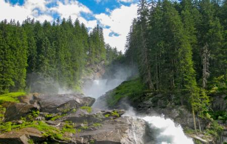 Krimml Waterfalls, Zell Am See