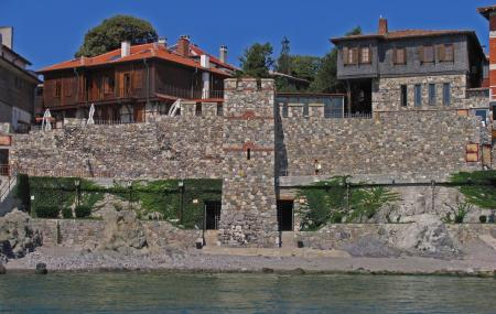 Southern Fortress Wall And Tower Museum, Sozopol