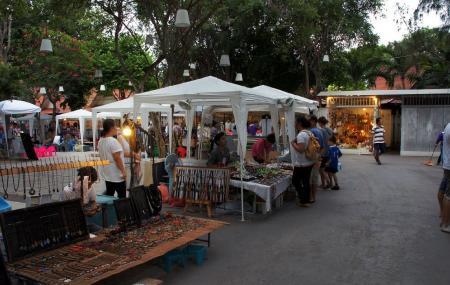 Cicada Market Cha-am Image