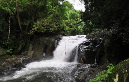 Pala-u Waterfall Image