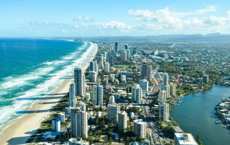 Skypoint Observation Deck, Surfers Paradise