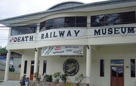 The Thailand-burma Railway Centre, Kanchanaburi