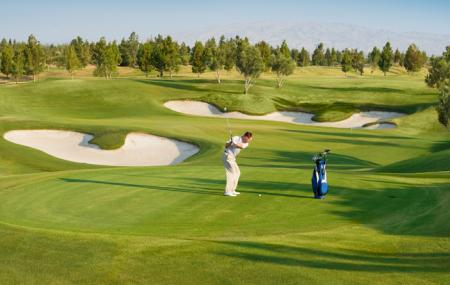 Gulmarg Golf Course Image