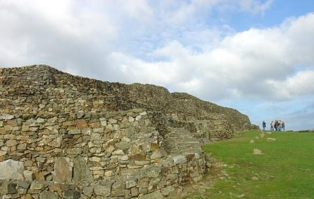 Cairn Of Barnenez Image