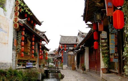 Lijiang Old Town Image