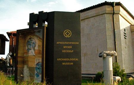 Nessebar Archaeological Museum Image