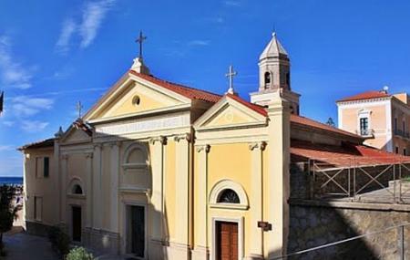 Santuario S. Maria A Mare, Santa Maria Di Castellabate