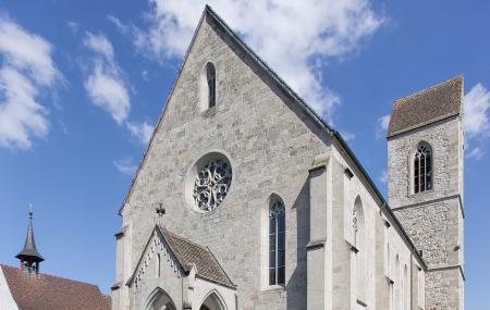 Parish Church Of St. John, Rapperswil