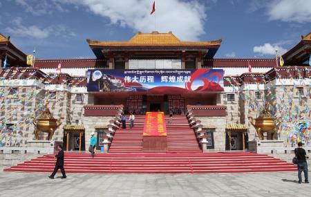 Tibet Museum Image