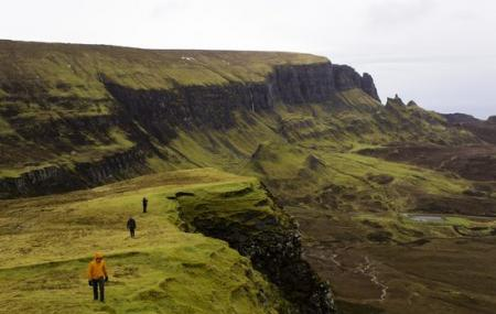 Quiraing, Portree