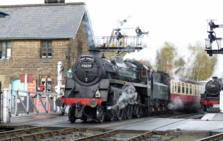 North Yorkshire Moors Railway, Whitby
