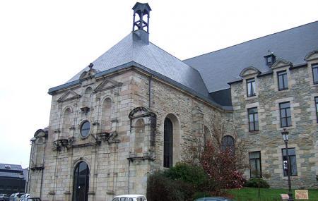 Chapelle Des Ursulines, Lannion