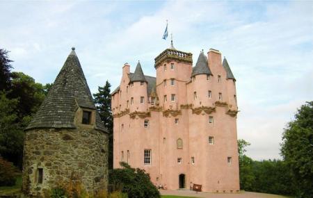 Craigievar Castle , Aberdeen