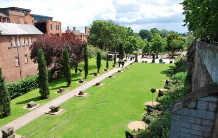 Chester Roman Gardens , Chester