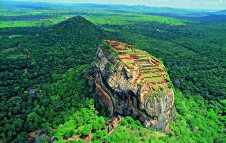 The Sigiriya Fortress Image