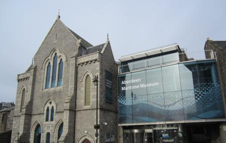 Aberdeen Marine Museum, Aberdeen