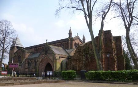 St. John The Baptists Church, Chester