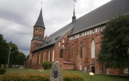 Konigsberg Cathedral , Kaliningrad