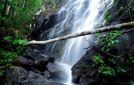 Phaeng Waterfall, Ko Pha Ngan