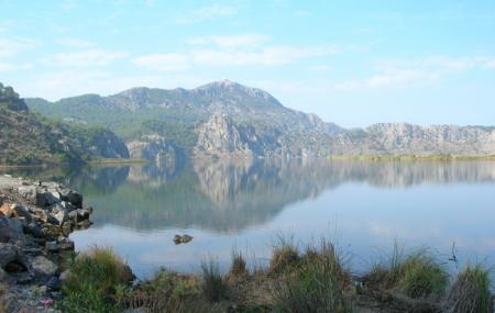 Sulunger Lake, Dalyan