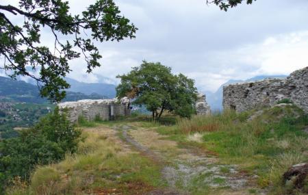 Montorge Castle, Sion