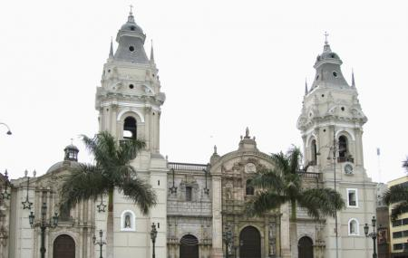 Cathedral Of Lima Image